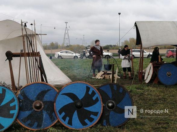 Нижегородцы стали участниками средневекового сражения  - фото 4