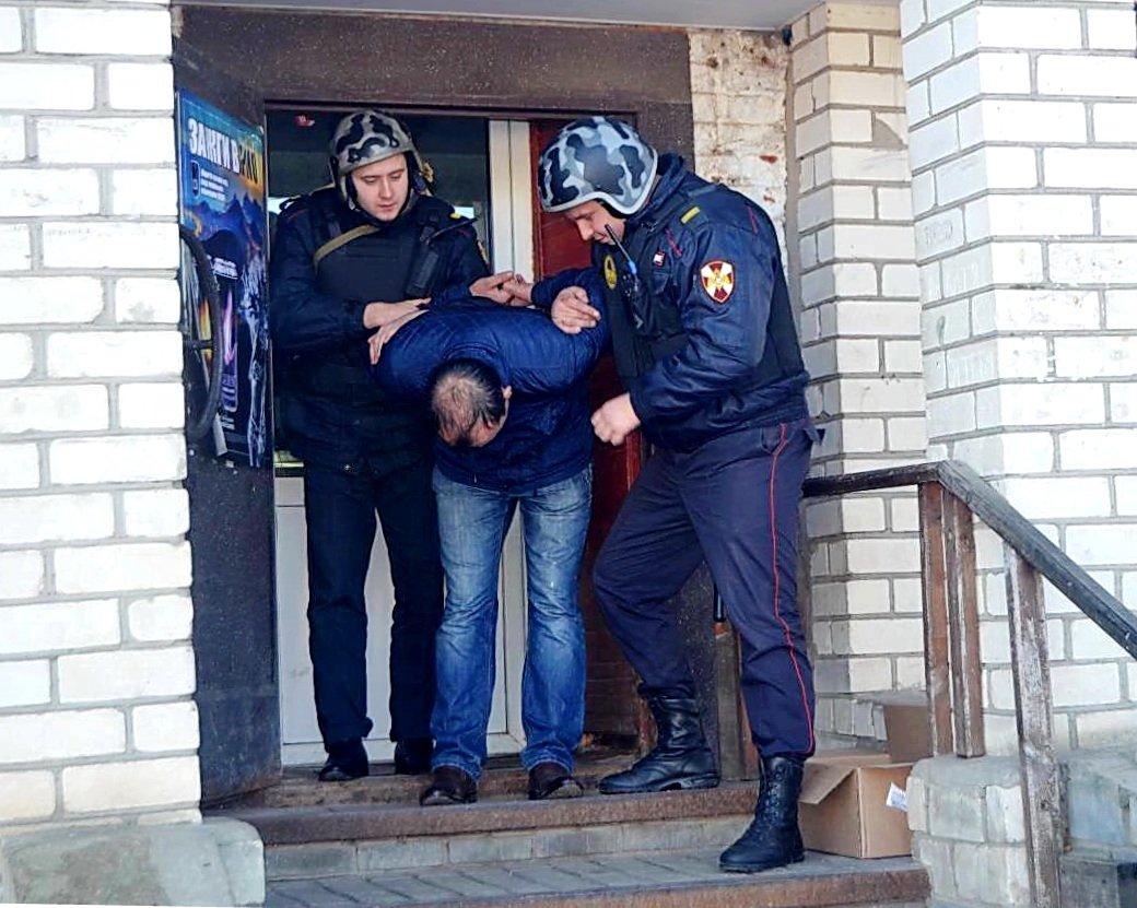 Нижегородец напал на продавщицу в Павлове и ограбил кассу - фото 1