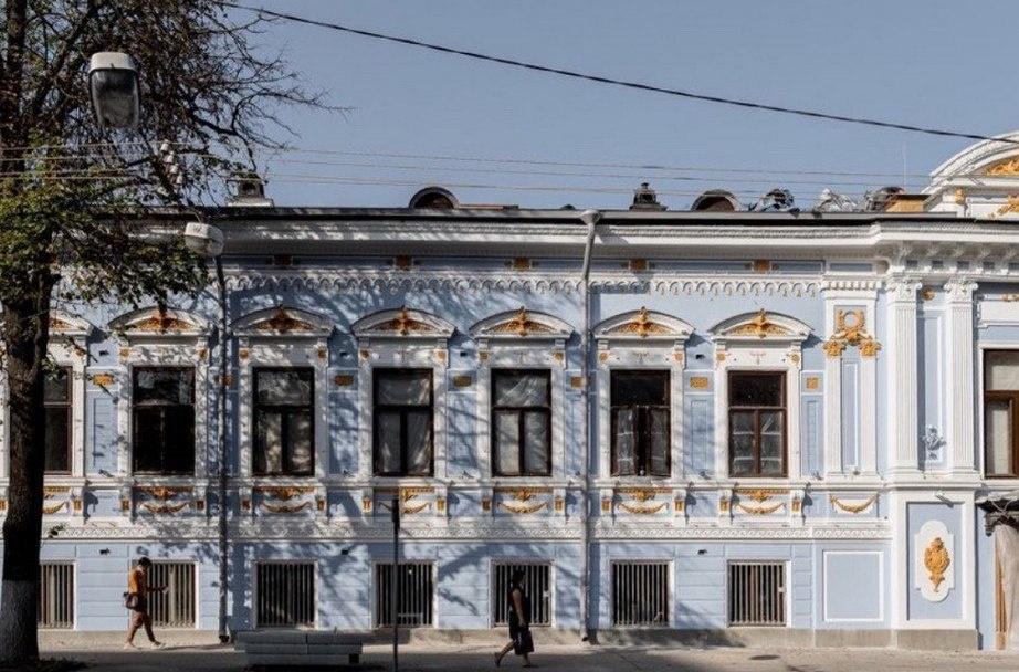 Реставрация внешнего контура Литературного музея в Нижнем Новгороде завершится до конца года - фото 1