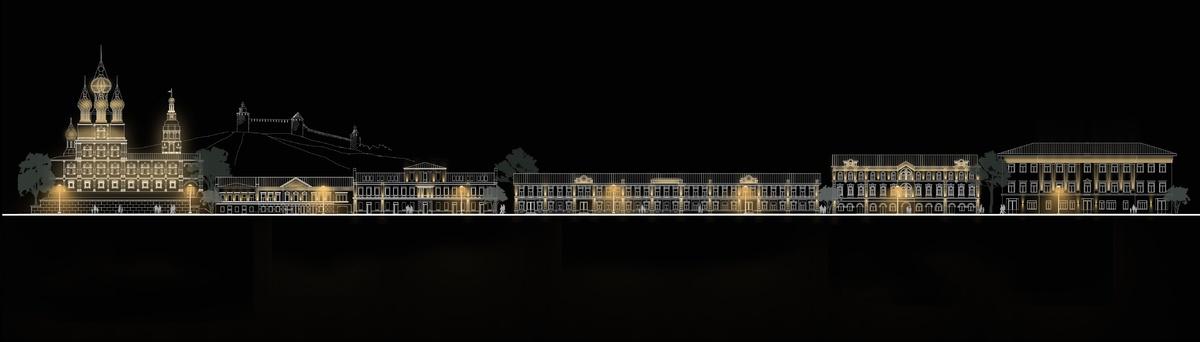 Разработана концепция наружного освещения Нижнего Новгорода к 800-летию - фото 5