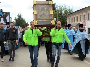 Крестный ход с иконой Божией Матери «Владимирская» пройдет в Нижегородской области
