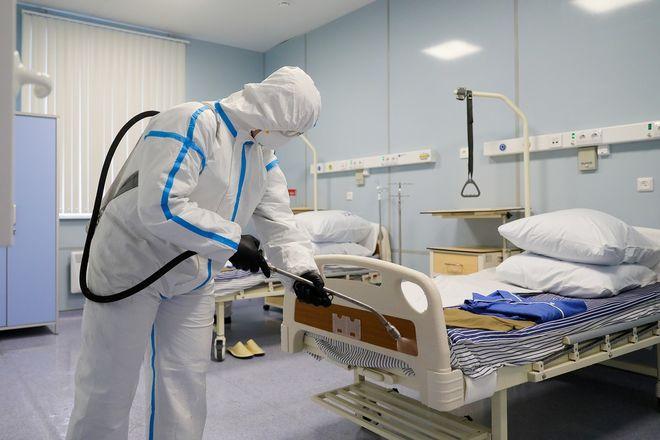 Стало известно, как изнутри выглядит новый госпиталь в Нижнем Новгороде - фото 4