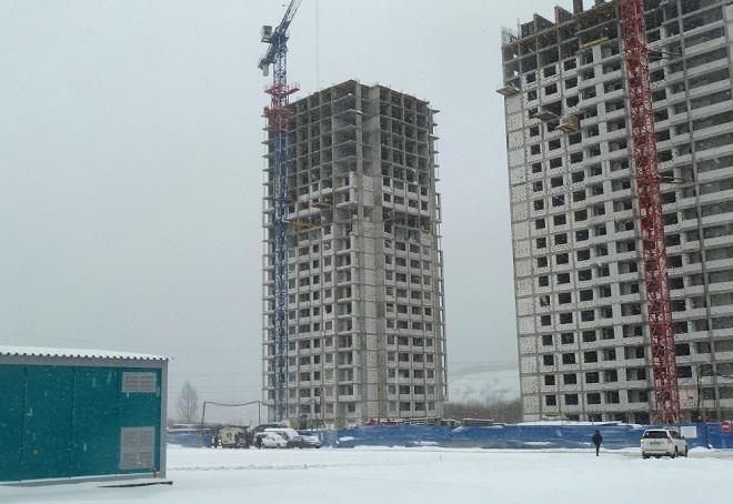Арбитраж позволил ООО«Старт-Строй» продолжить строительство вЖК «Аквамарин»