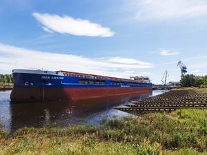 Сухогруз «Пола Алексия» спустили на воду на заводе «Красное Сормово»
