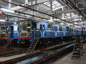 Только восемь вагонов нижегородского метро из 34 отремонтируют к ЧМ-2018