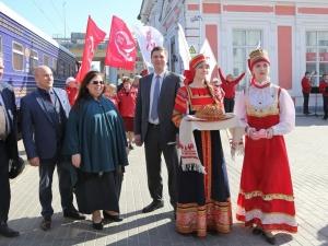 В Нижний Новгород прибыл «Добропоезд»