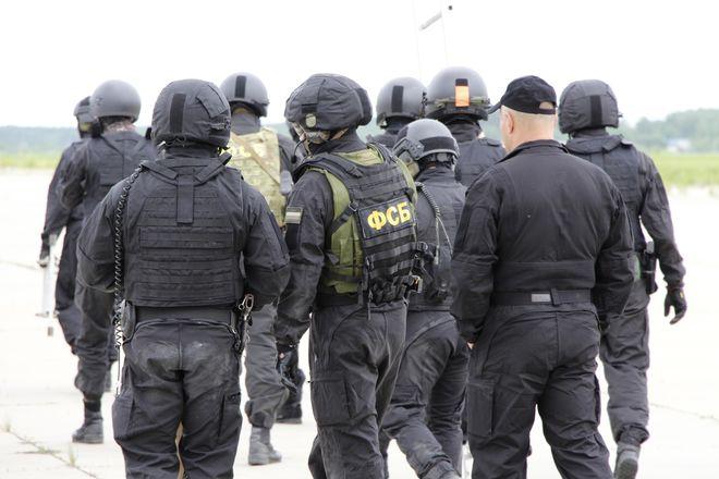 Самолет «захватили» в аэропорту Нижнего Новгорода на учениях 8 июня - фото 2