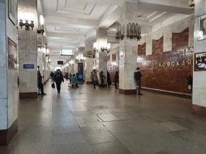 В работе нижегородского метро произошел сбой
