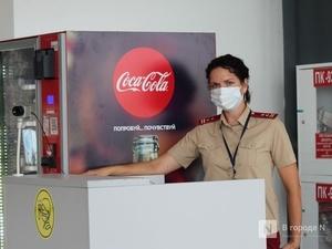 Двенадцать человек с симптомами COVID-19 прибыли в аэропорт Нижнего Новгорода