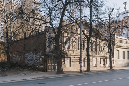 За 9 млн рублей отреставрируют историческое здание на улице Горького