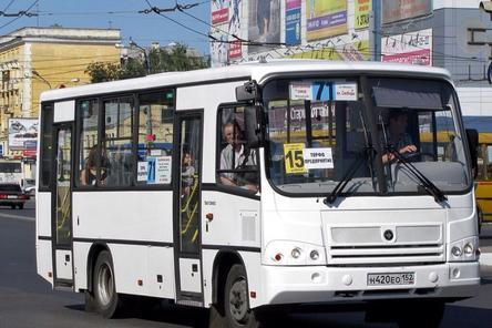 Один из нижегородских перевозчиков сохранил цену на проезд в размере 15 рублей