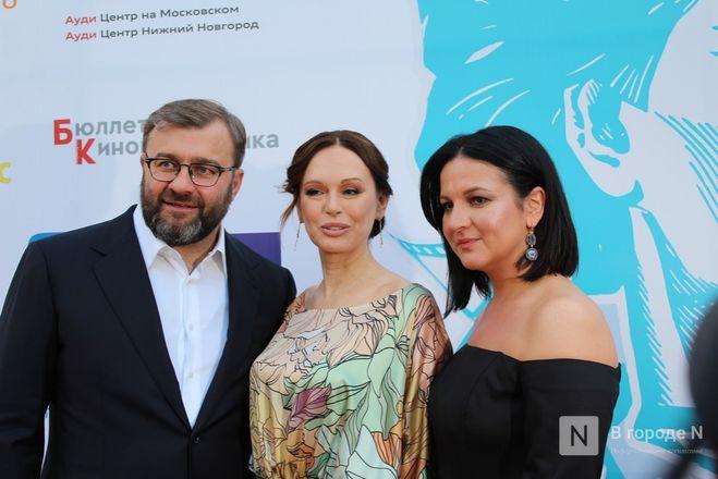 Маски на красной дорожке: звезды кино приехали на «Горький fest» в Нижний Новгород - фото 53