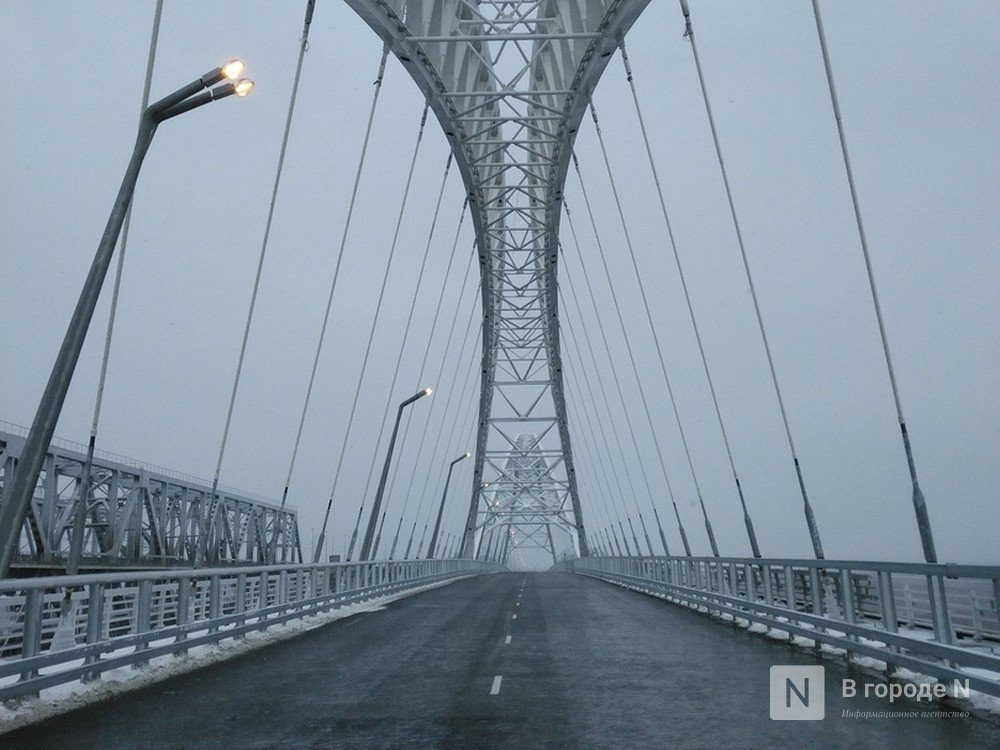 Новый мост через Оку возведут в рамках строительства магистрали Москва — Нижний Новгород — Казань - фото 1