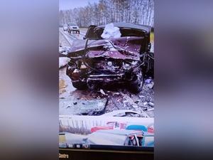 «Жигули» и «девятка» столкнулись на трассе Дивеево — Сатис: два человека погибли