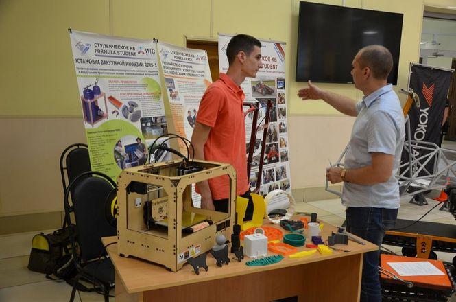 По стопам Кулибина: фестиваль изобретателей Rukami впервые прошел в Нижнем Новгороде - фото 13