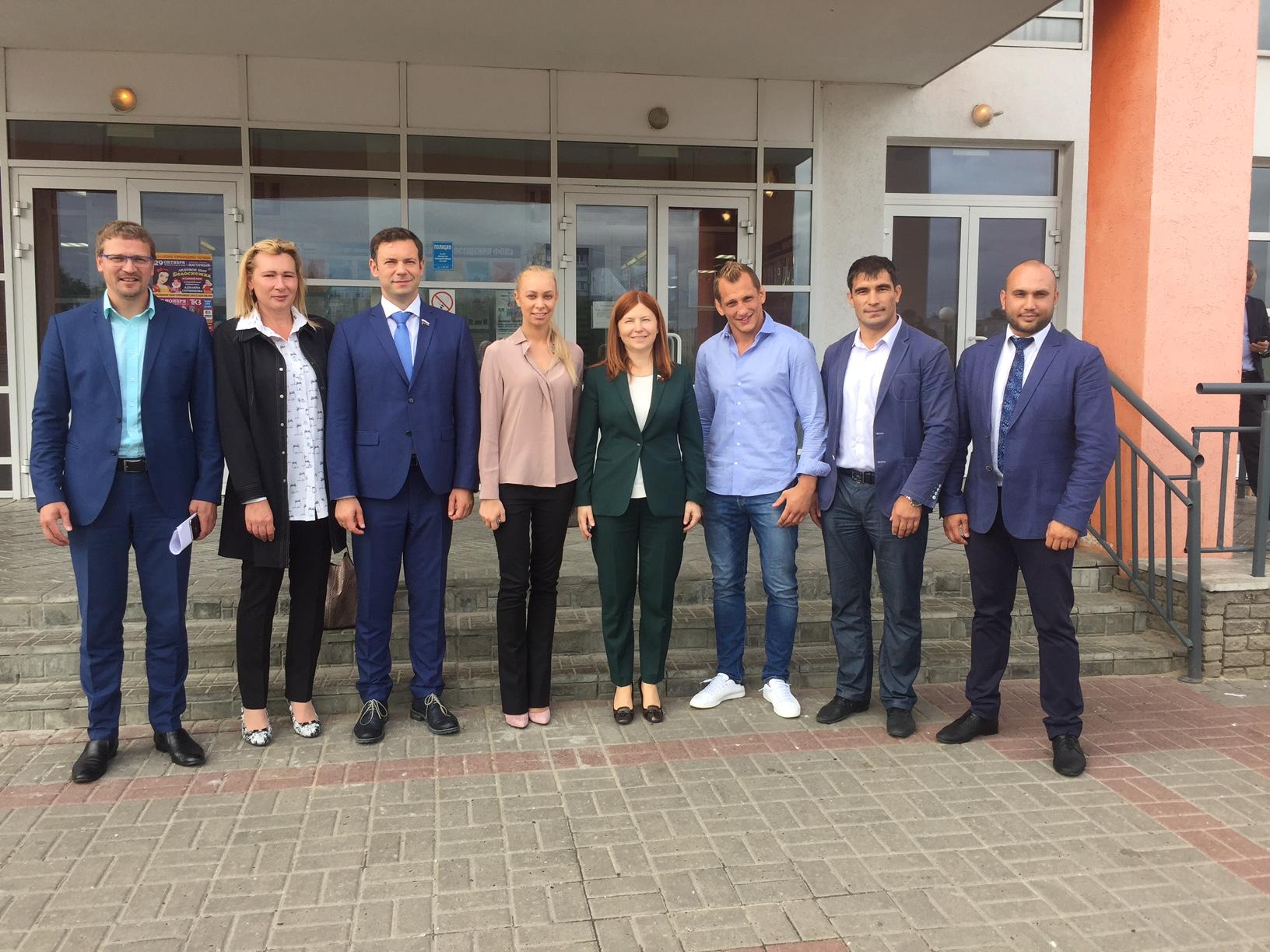 Родительские комитеты появятся при ФОКах Нижнего Новгорода