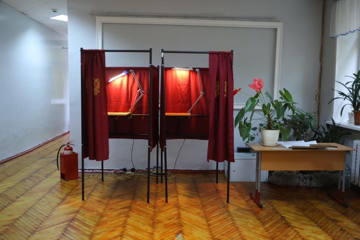Избирательные участки в Нижегородской области приступили к работе - фото 1