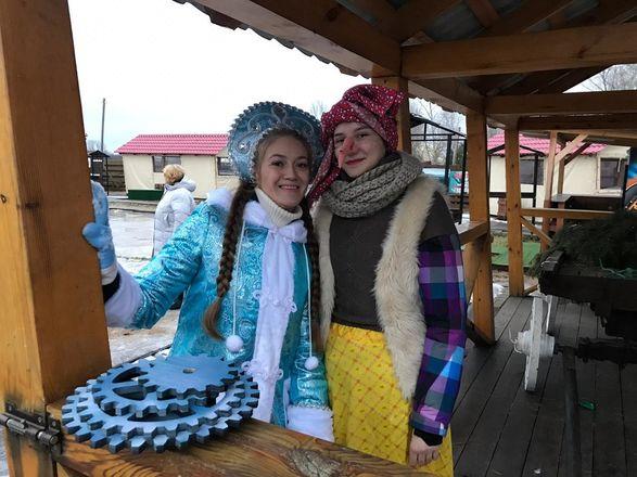 Яхт-клуб «ЛЕТО» приглашает на детскую новогоднюю программу «Тайна волшебных часов» - фото 6