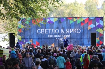 Первую очередь благоустройства Светлоярского парка торжественно открыли в Сормовском районе