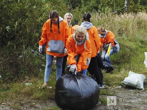 Волонтеры очистили берега Пермяковского озера в рамках акции компании En+ Group - фото 5