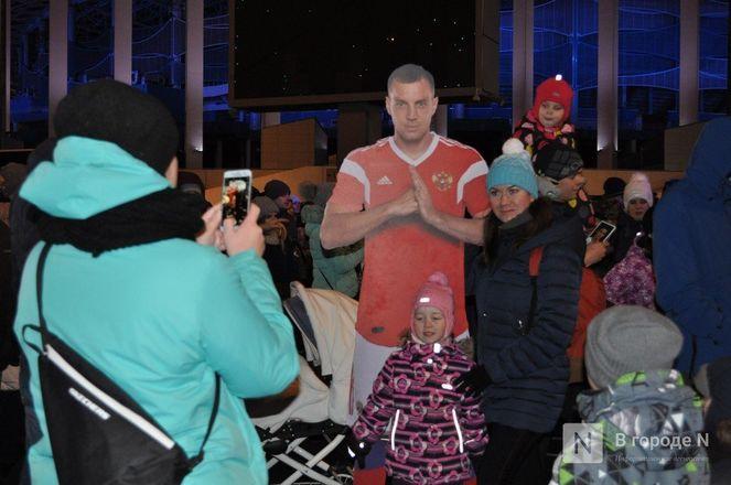 Ирина Слуцкая с ледовым шоу открыла площадку «Спорт Порт» в Нижнем: показываем, как это было - фото 40