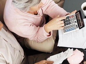 С 1 января пенсии россиян вырастут на 7%