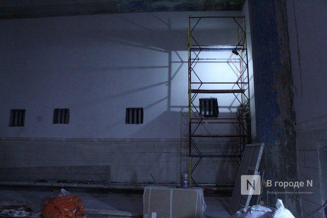 Как идет обновление центра культуры «Рекорд» в Нижнем Новгороде - фото 23