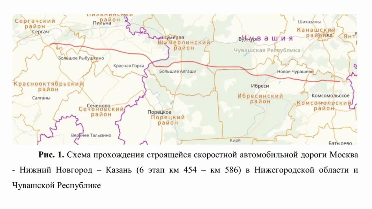 Экологи: платная трасса Москва — Казань разрушит место скопления журавлей на границе Нижегородской области - фото 2
