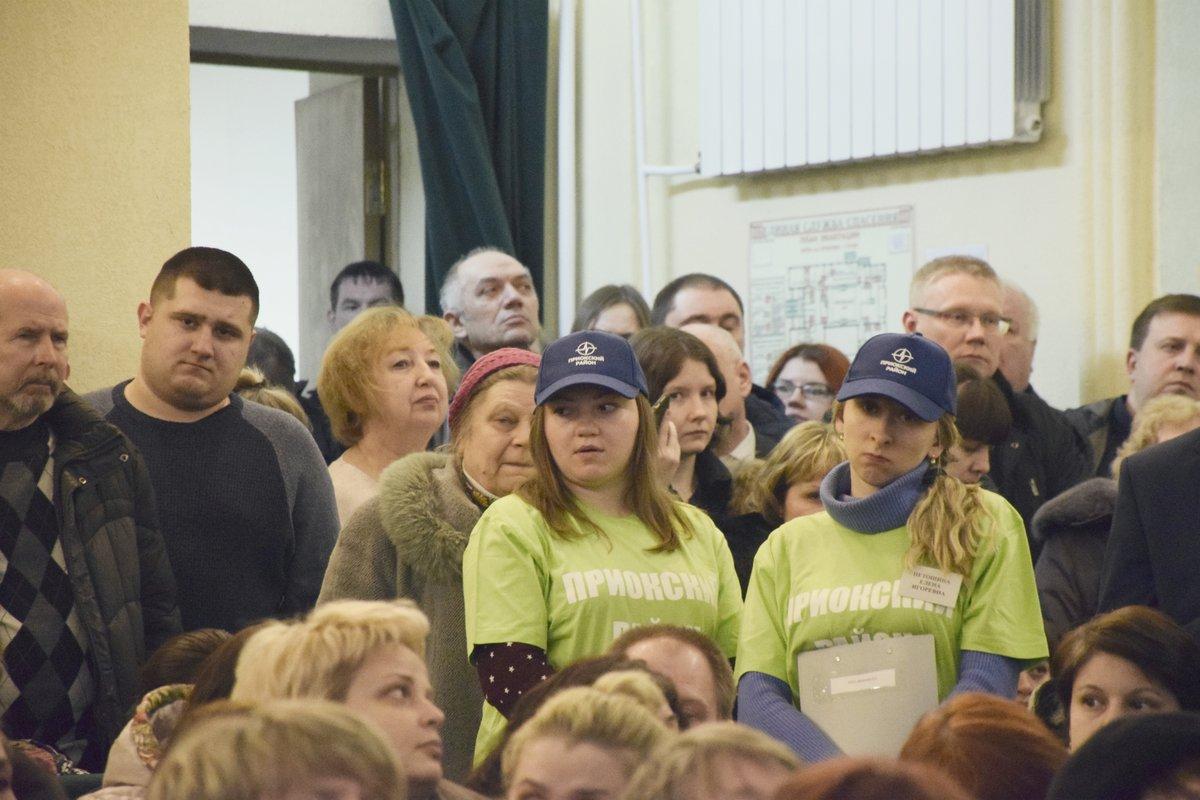 Прежние адреса, прежние проблемы: Владимир Панов снова встретился с жителями Приокского района - фото 3
