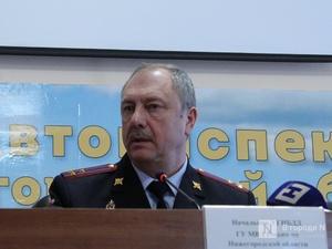Начальник УГИБДД по Нижегородской области Павел Ржевский покидает свой пост