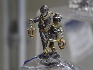 Драгоценная кладовая: выставка изделий из серебра открывается в Нижнем Новгороде (ФОТО)