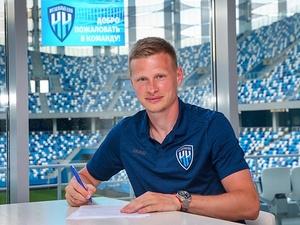 Александр Ставпец продлил контракт с «Нижним Новгородом»