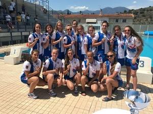 Нижегородки завоевали бронзу на международном турнире по водному поло