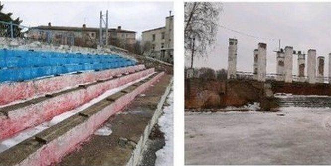 Стадион в Заволжье остался без ремонта из-за 800-летия Нижнего Новгорода - фото 1