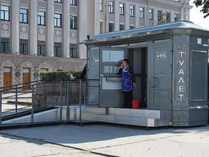 Антивандальные туалеты планируется установить в Нижнем Новгороде