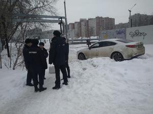 Полиция рассказала о задержании устроившего стрельбу у нижегородской школы