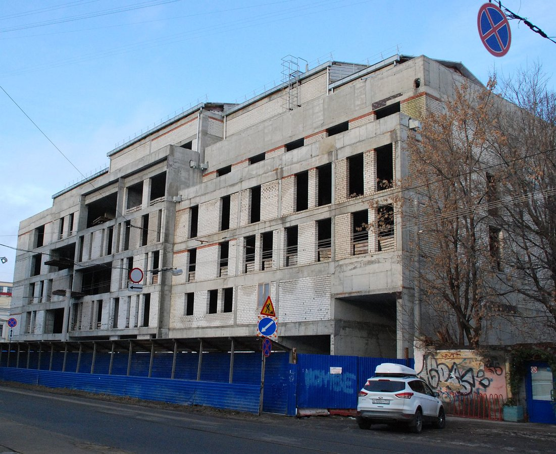 Недострой на Алексеевской продан московской фирме - фото 2