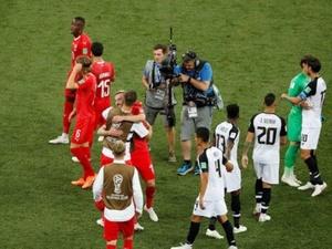 Швейцария осталась без поддержки на матче в Нижнем Новгороде