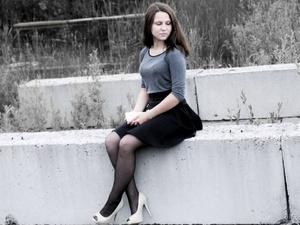 Героиня секс-скандала в MILO решила подзаработать