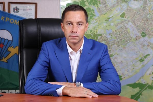 Александр Бочкарев переизбран председателем совета НРО «Справедливая Россия»