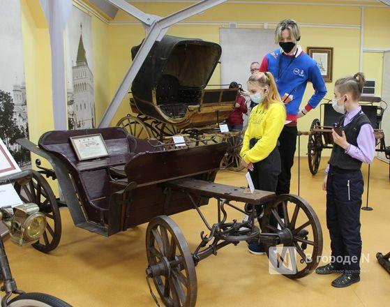 Нижегородский технический музей стал доступен незрячим людям - фото 5