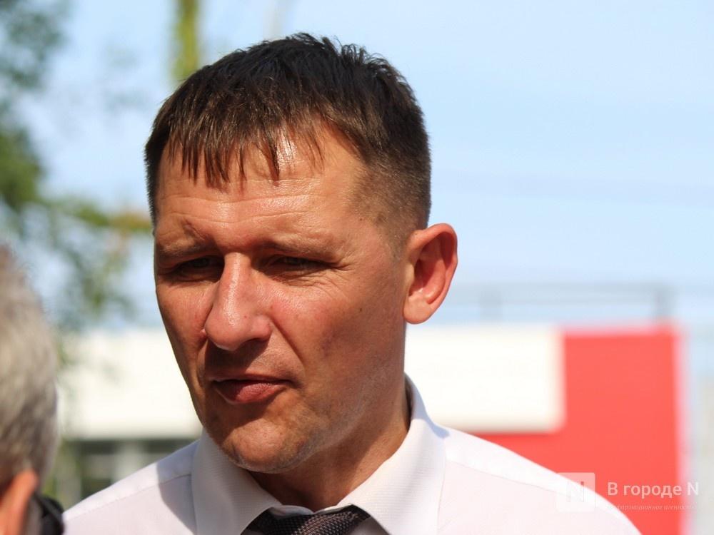 Дмитрий Сивохин назначен первым заместителем мэра Нижнего Новгорода - фото 1