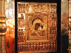 В Нижний Новгород привезли Казанскую икону Божией Матери