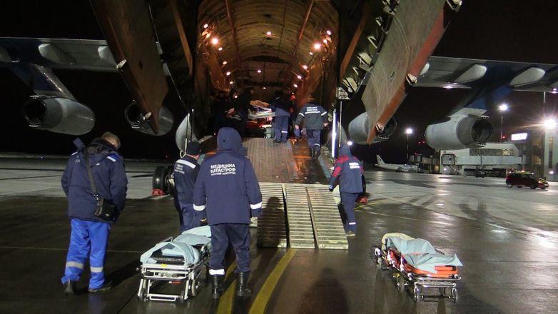 Пострадавших от взрыва газа жителей Ингушетии привезли на лечение в Нижний Новгород - фото 2