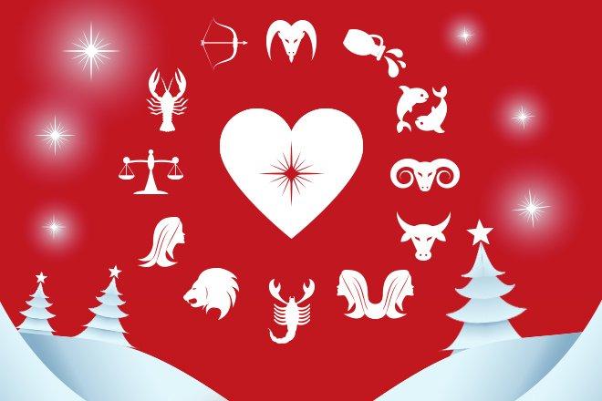 Любовный гороскоп на 2020 год для женщим и мужчин