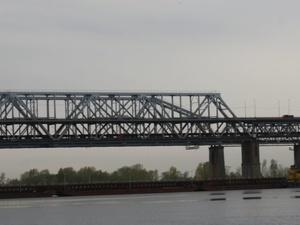 Железнодорожный мост через Волгу планируется отремонтировать в ближайшие годы