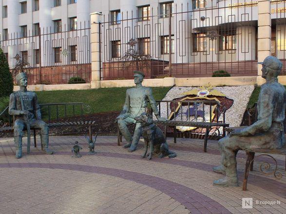Труд в бронзе и чугуне: представителей каких профессий увековечили в Нижнем Новгороде - фото 15
