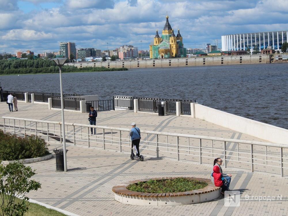 Праздник в пандемию: как Нижний Новгород отметил 799-летие - фото 3
