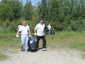 Нижегородцы очистят от мусора «Марьину рощу»