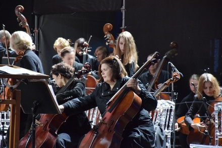 Более 60 тысяч зрителей посмотрели трансляцию оперного концерта на Стрелке
